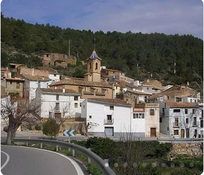 Vt- La señora. Paraje natural Sierra de Espadán, holiday rental in Montanejos