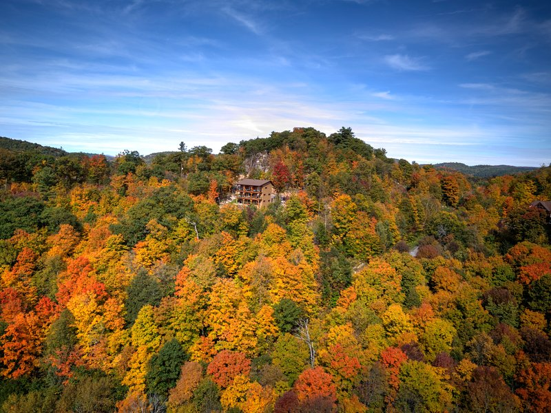 En la cima de la colina - La mejor vista alrededor