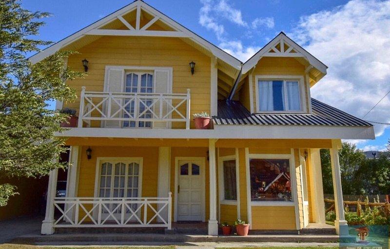 Estrella del Sur, alquiler de vacaciones en Ushuaia