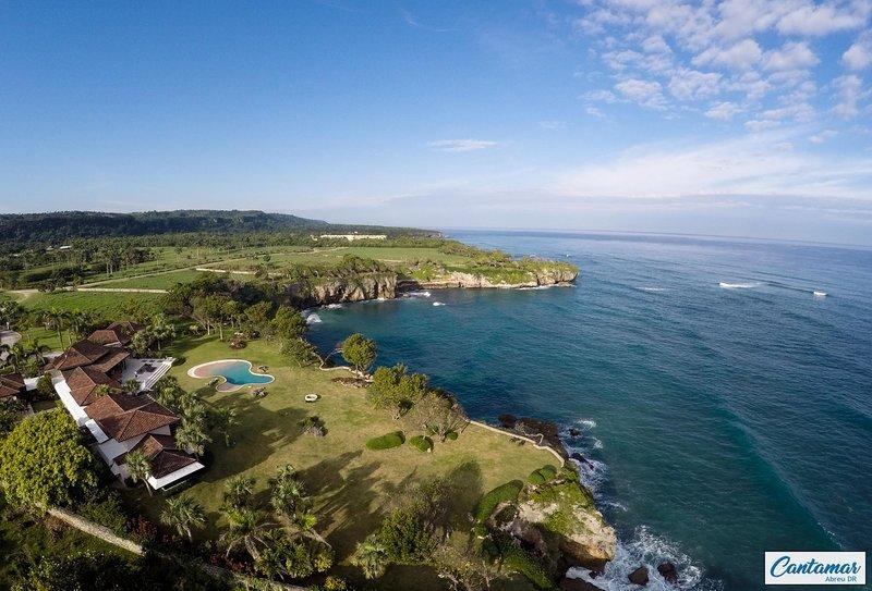 Villa Cantamar, holiday rental in Maria Trinidad Sanchez Province