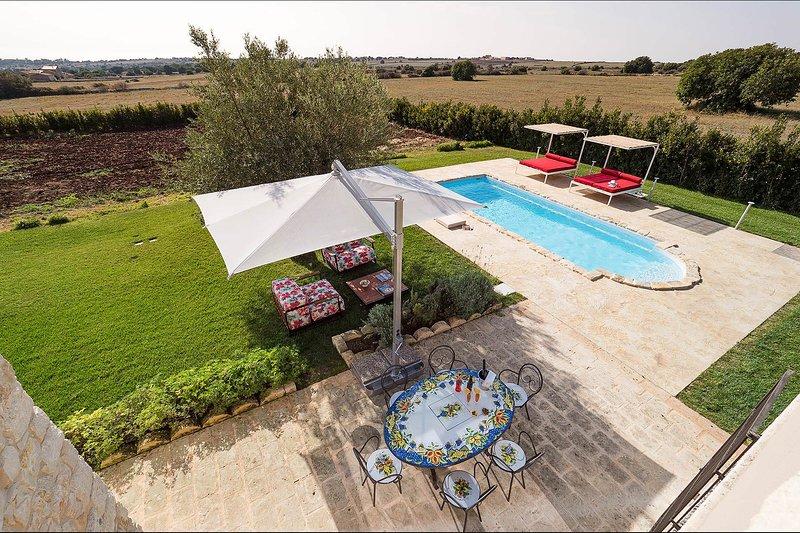 Villa Balate, vacation rental in Donnafugata