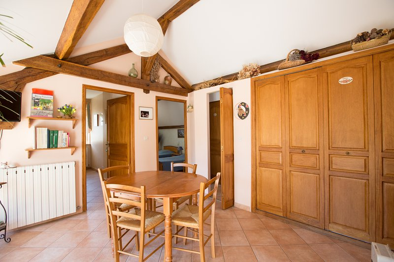Passage de la Fontaine, holiday rental in Varennes-Vauzelles