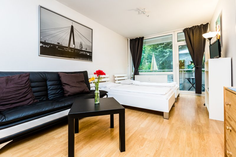 K04 Apartment Deutz, alquiler vacacional en Rieth