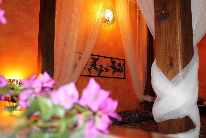Borgo Borghese - Apartment Rosa dei Venti, alquiler vacacional en Forza d'Agro