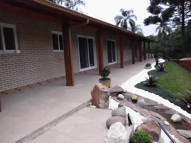 Apartamento na Serra 3  Pousada Oma Helga, casa vacanza a Farroupilha