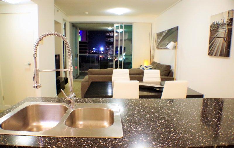 Brisbane City Apartments (Tank St), alquiler de vacaciones en Brisbane