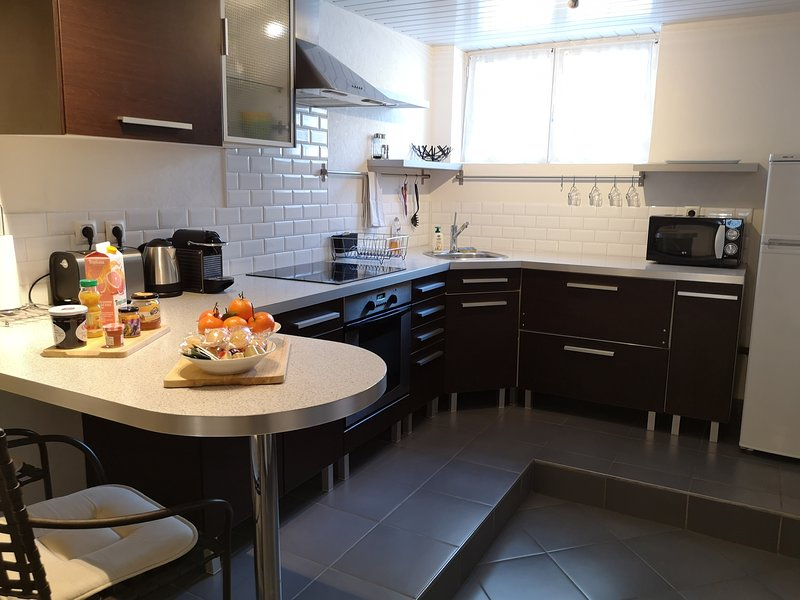 Charmant Duplex T2 Troyes, holiday rental in Creney-pres-Troyes