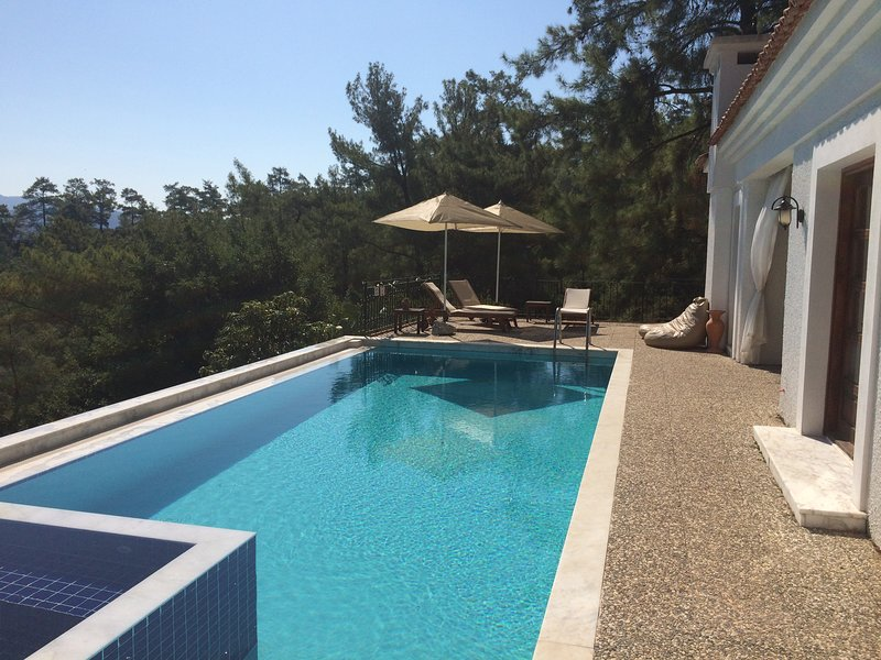 Fig Tree Villa, Eden Villas Marmaris, holiday rental in Marmaris