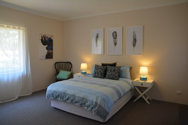 Spacious self contain accommodation on farm setting.   Close Margaret River Region.