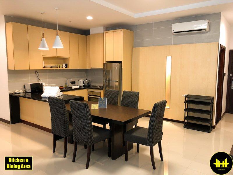 Luco Apartments, Imperial Suites 1313, holiday rental in Kota Samarahan