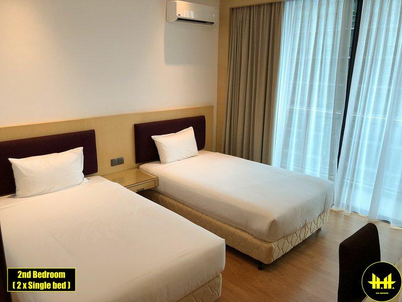 Luco Apartments, Imperial Suites 1302, holiday rental in Kota Samarahan