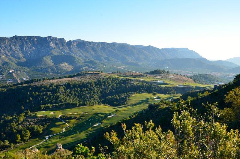 Campo golf La Galiana