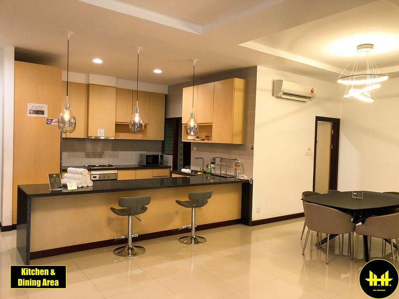 Luco Apartments, Imperial Suites 1104, holiday rental in Kota Samarahan