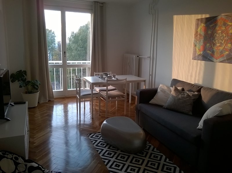 Siget Twins Apartment, holiday rental in Velika Gorica