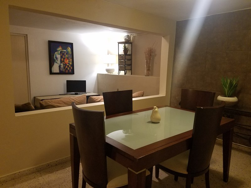AWESOME 2 bedroom apartment 8 mile beach- airport-nightlife-transportation near, alquiler vacacional en Caguas