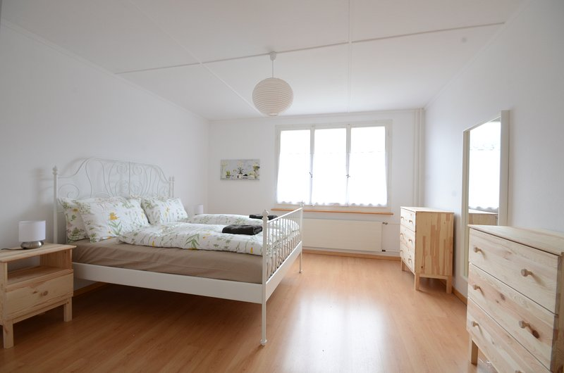 Jungfrau Gardens. Spacious Apartment, sleeps 5-7 people, vakantiewoning in Gsteigwiler