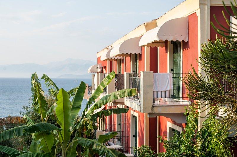 Apraos Bay Hotel In Kalamaki Beach, 3 stars, holiday rental in Apraos