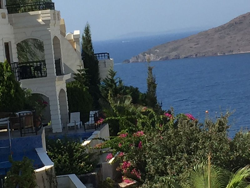 Holiday Villas with private Swimmingpool Bodrum Yalıkavak, vacation rental in Yalikavak