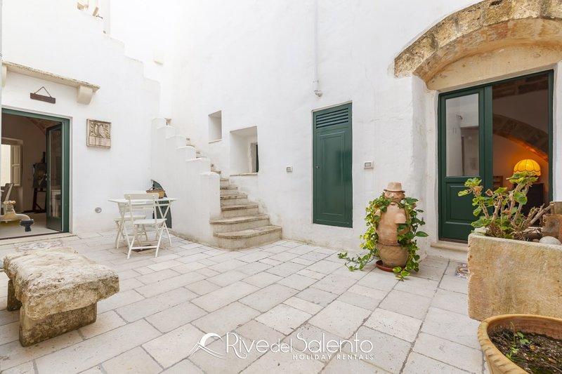 Charming House Casa Noscia, location de vacances à Montesano Salentino