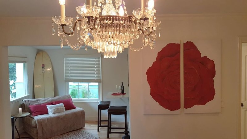 Private  Furnished Guest House In Santa Monica – semesterbostad i Santa Monica