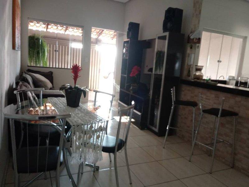 Aluguel casa mobiliada para temporada em Piumhi -MG, holiday rental in Piumhi
