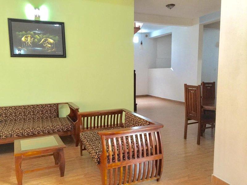 Kanrich Home Stay, location de vacances à Tennekumbura