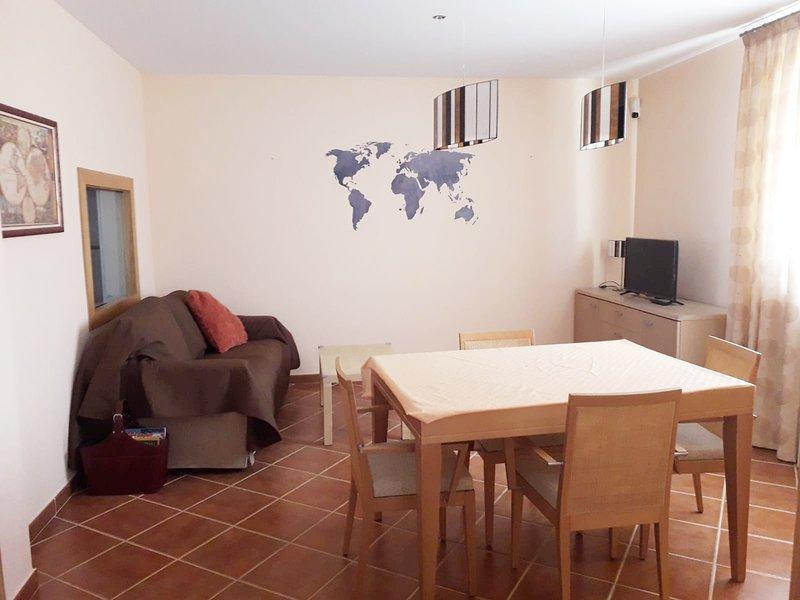 Casa rural AUREA, holiday rental in Fromista
