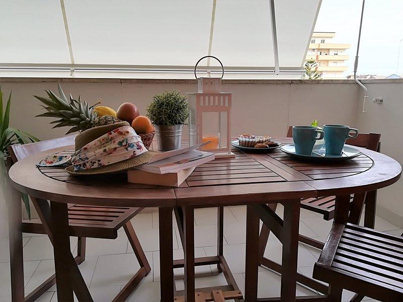 Acquamarina apartment, location de vacances à Province of Pescara