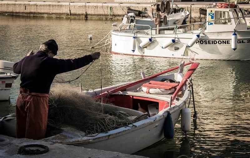 Pescatore gallipolino