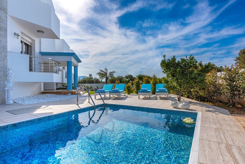 Comfortable,private pool,relaxing,golf, casa vacanza a Agriana