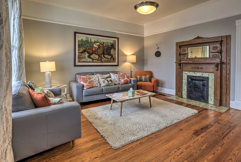Louisville Highlands Home by Bardstown & NuLu!, vacation rental in New Albany
