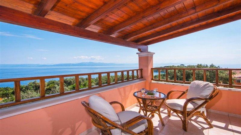 Villa Nikos -Fantastic Sea Views