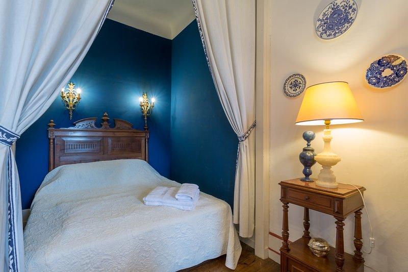 Suite de charme dans un château XVIIIème a seulement 30 minutes de Biarritz, vacation rental in Port-de-Lanne