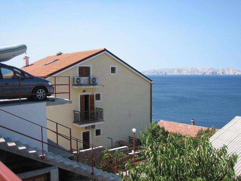 One bedroom apartment Senj (A-15376-c), location de vacances à Senj