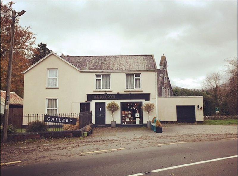 Old Muckross Post Office, holiday rental in Headford