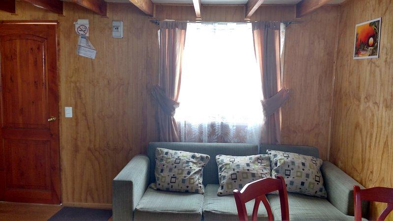 Cabañas Cadiz Valdivia, vacation rental in Niebla