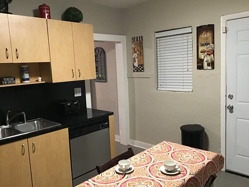 House A - Kitchen
