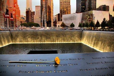 Memorial del 9/11 del World Trade Center