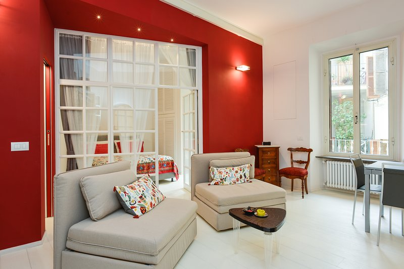 MAMELI NEST - Cozy apartment at Trastevere - special offers yet included Chalet in Rome