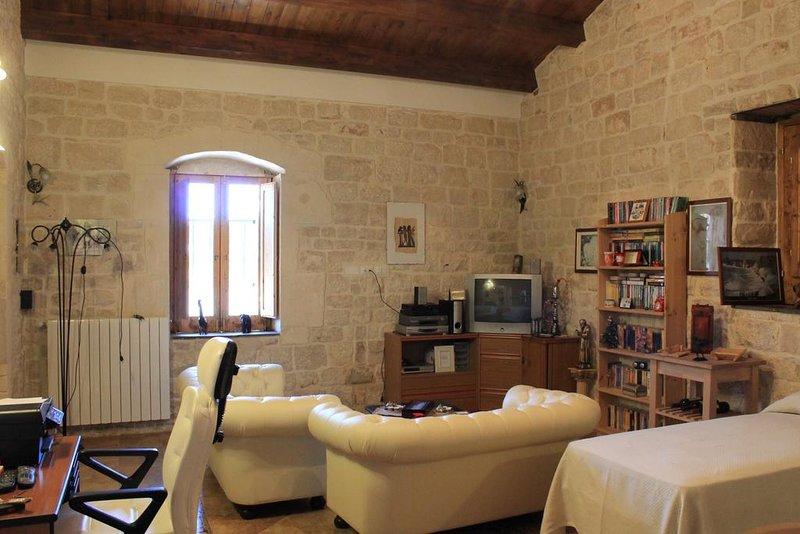 Amazing house with terrace & Wifi, alquiler vacacional en Case Giurdanella