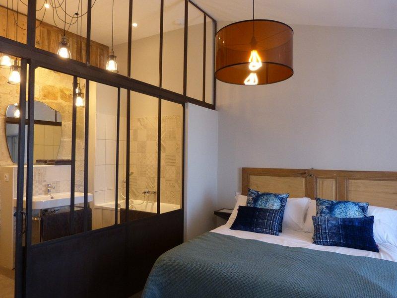 #11 VIENNE Suite du Chateau de MOH Chambre avec 2 lits 80 jumelables en 1 lit 160