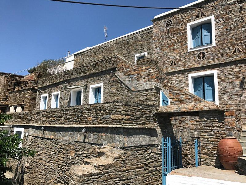 Petra Traditional House 1, casa vacanza a Ahla Beach