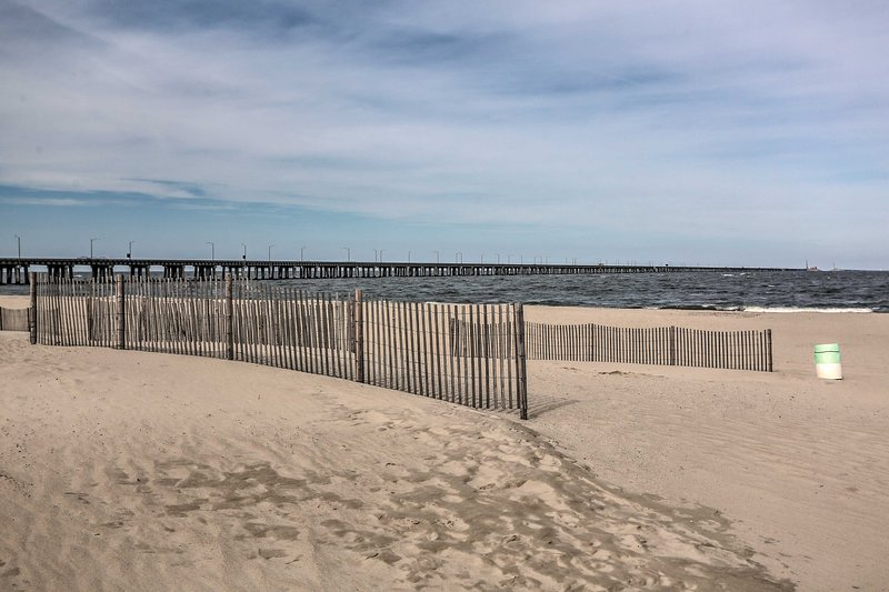 Soak up the sunshine and enjoy Virginia Beach at its finest!