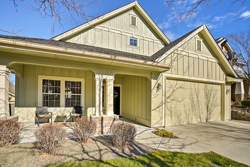 Hidden Springs Boise Home w/Pool, Park Access, holiday rental in Horseshoe Bend
