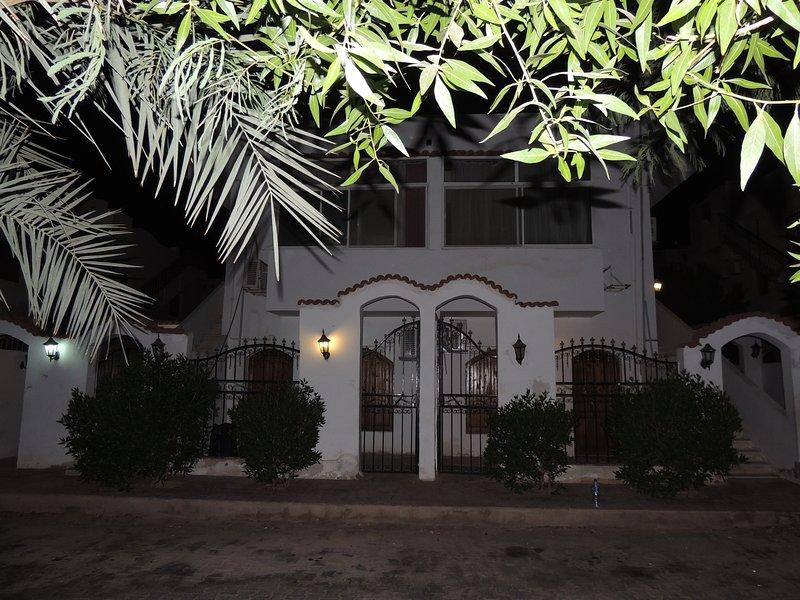 Sultan Outstanding Apartments Hadaba Near Farsha, Ground Floor, vacation rental in Sharm El Sheikh