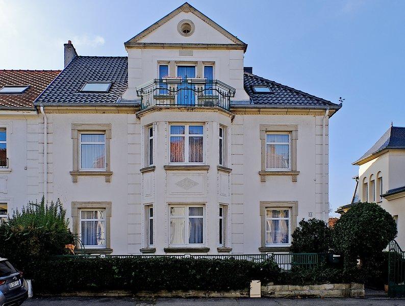 Au 31, holiday rental in Berig-Vintrange