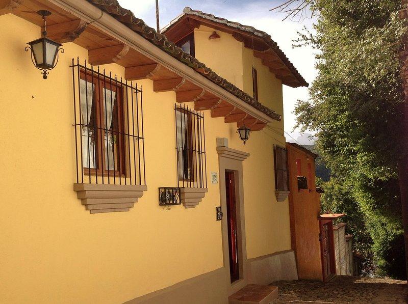Casa Bernal Diaz, location de vacances à Chiapas