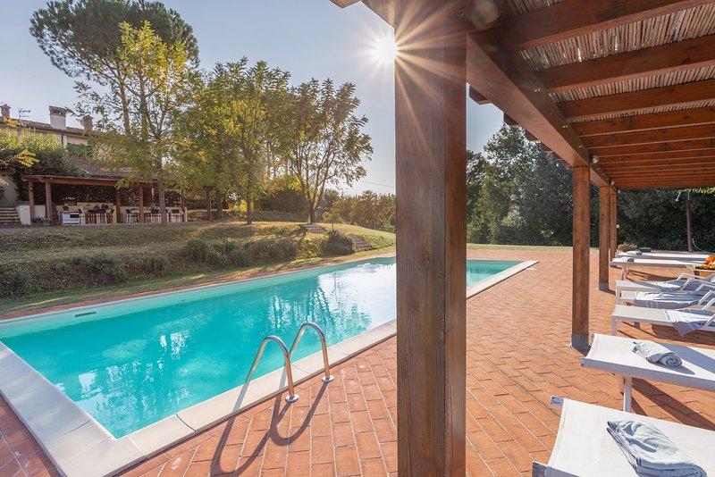 Podere Capanace, vacation rental in Pontedera