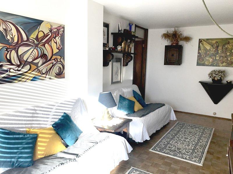 cozy home in cervinia, aluguéis de temporada em Breuil-Cervinia