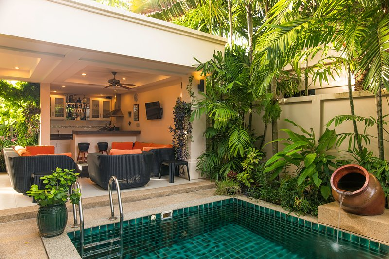Tropical Paradise Villa Superb Comfortable 3 Bedroom 3